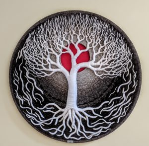 Gloria McRoberts Hang Ups Studio Featured Fiber Art